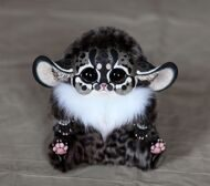 Inari Fox: Clouded leopard dark