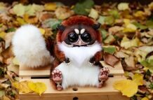 Tiny Griffin Red Panda