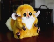 Inari Fox: Yellow
