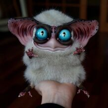 Sowl mini: Light siamese with wings