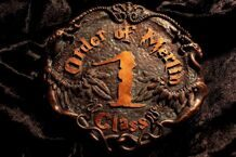 Order of Merlin 1st Class